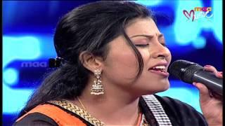 Super Singer 8 Episode 28 - Sameera Rithesh Performance - MAAMUSIC