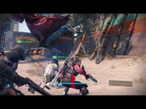 Destiny sniper montage by tomix148