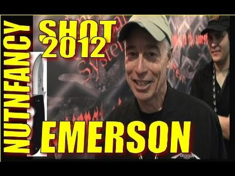 NUTNFANCY SHOT 2012:  Emerson Knives, Philosophy of Combat and Quality -PwJz3KgAuJ0