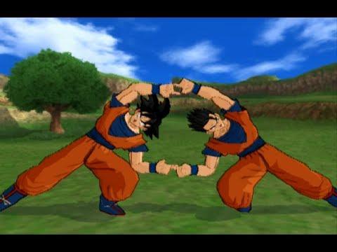 Ultimate Gohan And Goku Fusion Dragon Ball Z Budokai Tenkaichi 3 Mod