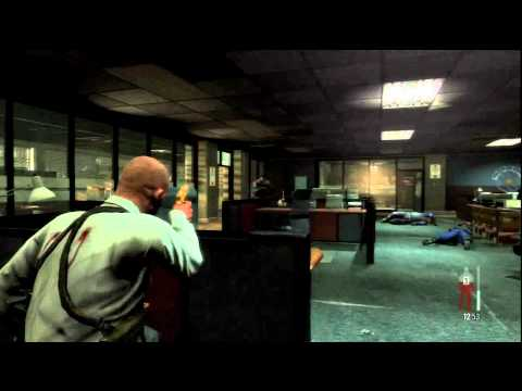 Max Payne 3 Walkthrough Chapter 13-A Fat Bald Dude with a Bad Temper