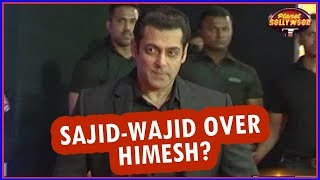 Salman Khan To Choose Sajid – Wajid Over Himesh In 'Race 3' | Bollywood News - ZOOMDEKHO