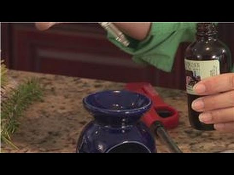 Aromatherapy Recipes : Ingredients for Diffuser Aromatherapy