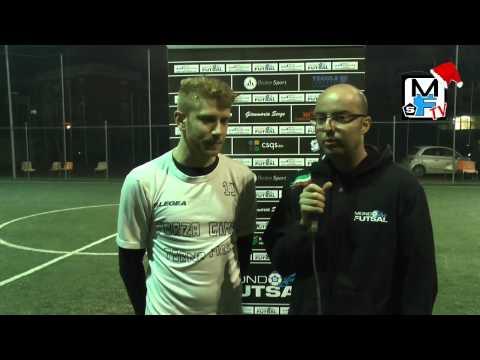 Atletico Anziolavinio - Connect C5 interviste