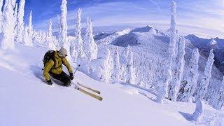 Winter Sports, British Columbia, Canada
