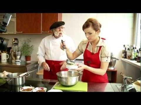 Kurt Scheller gotuje Creme brule