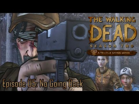 The Walking Dead: Season 2 Episode 5 | Too Much Gaming