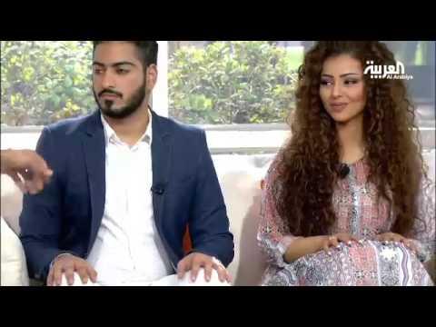 شاب سعودي يهكر عقل مقدم صباح العربية على الهواء