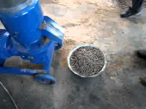 Maquina de pellets en Chile