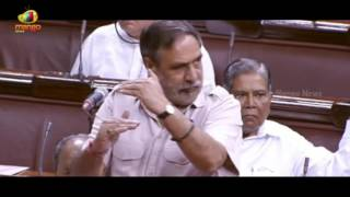 Anand Sharma Serious On BJP Members Over Television Cameras Issue | Mango News - MANGONEWS