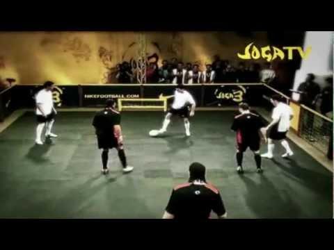 JoGa Bonito La Gran Copa de Tres Jugadores [C. Ronaldo-Rooney] Full HD
