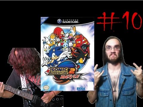 Sonic Adventure 2: African Amrican Bats - Part 10- Metalheads Play Games