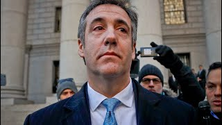 Michael Cohen to be sentenced in federal court - WASHINGTONPOST