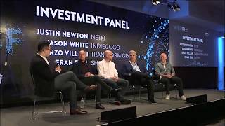 Cryptocurrency trading with Ran Neu-Ner attends World Blockchain forum - ABNDIGITAL