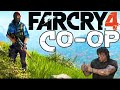 Far Cry 4 Co-Op - Ninja Rambo