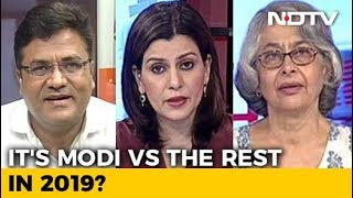 Will The Opposition Need A Face To Take On PM Modi? - NDTV