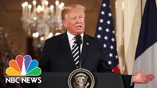 President Trump Stands By Veterans Affairs Nominee, But Offers Him Choice To Withdraw | NBC News - NBCNEWS