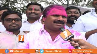 TRS Aroori Ramesh About His Winning in Wardhannapet | Face To Face | TS Assembly Polls | iNews - INEWS
