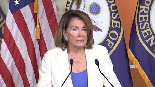 Pelosi: 'Putin appears to be President Trump's puppeteer' - WASHINGTONPOST