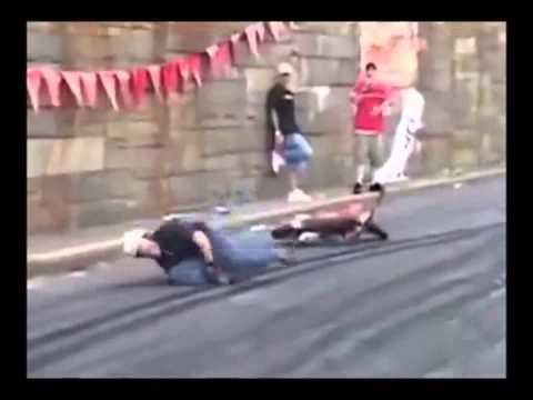 Acidentes de carros e motos 'incriveis'