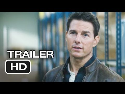 Tom Cruise Is Jack Reacher Trailer Official Movie Site Now ...