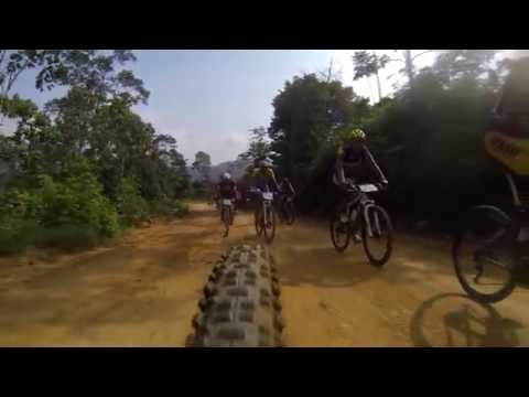 Janda Baik Waterfall Ride 2014 Seatpost 4/5