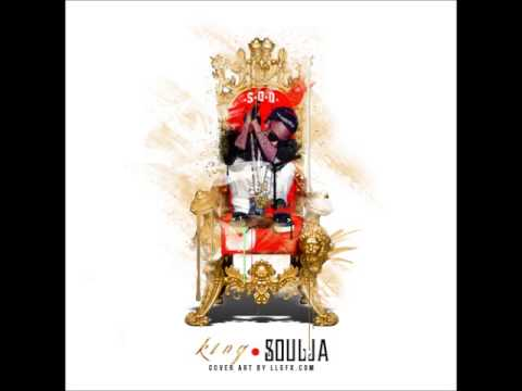 Soulja Boy ft Paul Allen - Jordans Gold Chains