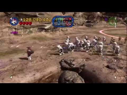 Lego Star Wars III The Clone Wars Ryloth Liberty On Ryloth Part 1 2