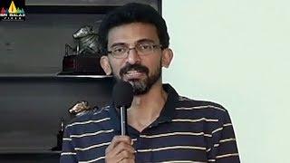 Sekhar Kammulu about Malli Raava | Latest Telugu Movies 2017 | Sumanth, Aakanksha | Sri Balaji Video - SRIBALAJIMOVIES