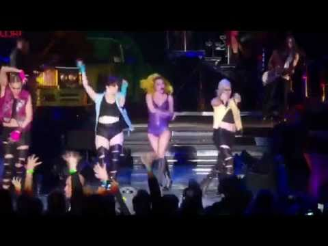 [HBO/DVD] LADY GAGA - OFFICIAL DVD TRAILER 3 - MONSTER BALL TOUR 2011 - MADISON SQUARE GARDEN- HBO