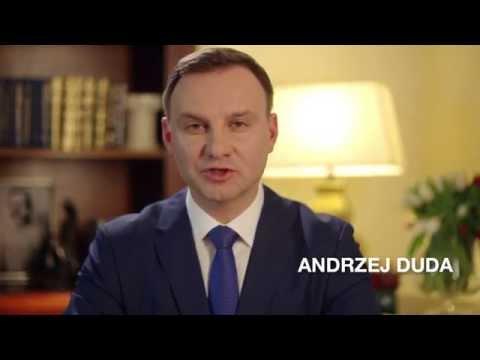 Spot Andrzeja Dudy.