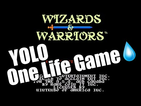 Wizards & Warriors: YOLO - One life gaming