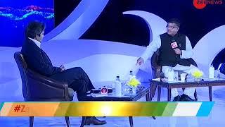 Zee India Conclave: Watch what Union Minister Ravi Shankar Prasad has to say on 'Pakoda' politics - ZEENEWS