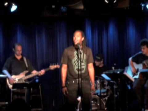Marcus Paul James - What do I do Now- Urban/R&B- TGA 2011