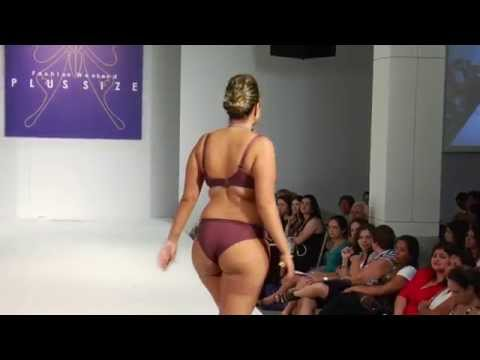 Fashion Plus Size videorreportagem Carol Thomé