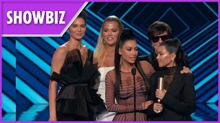 Stars reflect on deadly California wildfires at People's Choice Awards - THESUNNEWSPAPER
