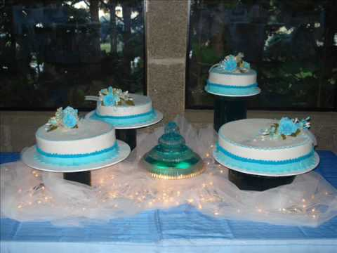 Arte Decorativo Pasteles de 15 años video.wmv