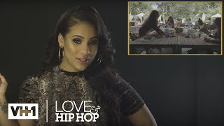 Safaree's Breakfast Shade & Kimbella and Yandy Have It Out - Check Yourself: S9 E12 | Love & Hip Hop - VH1