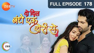 Do Dil Bandhe Ek Dori Se - Episode 178 - April 15, 2014 - ZEETV