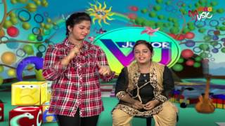 Junior Vj Episode 36 : Kavya - MAAMUSIC