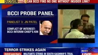SC to hear on BCCI's proposed probe panel today - NEWSXLIVE