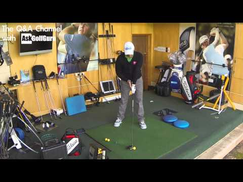 Golf Ball Position and Set Up AskGolfGuru