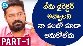 Darshakudu Director Jakka Hariprasad Exclusive Interview Part #1 || Talking Movies With iDream - IDREAMMOVIES