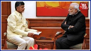 Shatak Aajtak: Chandrababu Naidu's TDP Breaks Alliance With BJP - AAJTAKTV