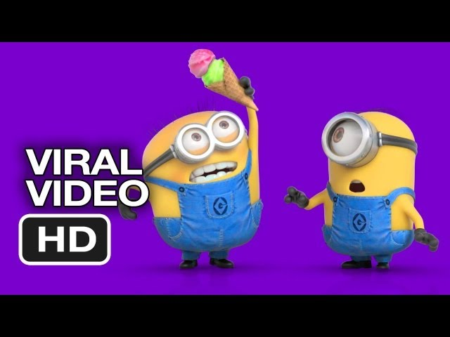Despicable Me 2 - Happy Video (2013) - Steve Carell Sequel HD
