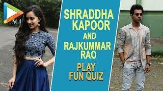 BLOCKBUSTER Pankaj Tripathi QUIZ with Rajkummar Rao & Shraddha Kapoor | Stree - HUNGAMA