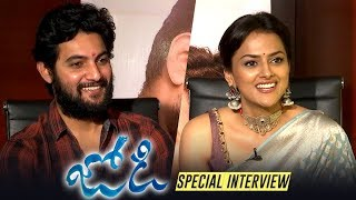 Aadi Sai Kumar and Shraddha Srinath Jodi Movie Special Interview - TFPC