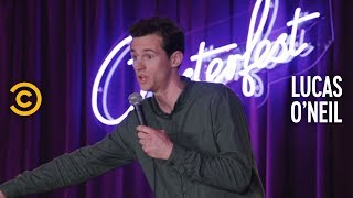 Lucas O'Neil Totally Knows What Acid Is - Up Next - COMEDYCENTRAL
