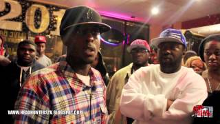 URL / HEAD HUNTERS TV PRESENTS: ROC VS DUBBZ 2-9 2K13