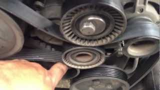 Completely Replace Belt Tensioner 97-03 BMW 5-SERIES E39 528I ...